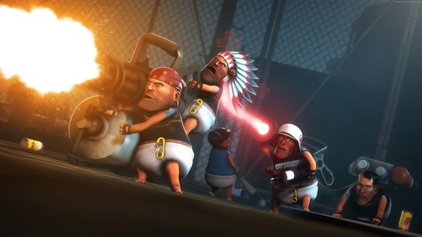 The Team Fortress 2 update that completely broke the economy