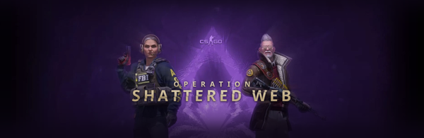 CS:GO's 9th operation: meet Operation Shattered Web!